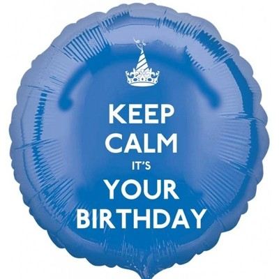«Keep Calm It's Your Birthday»